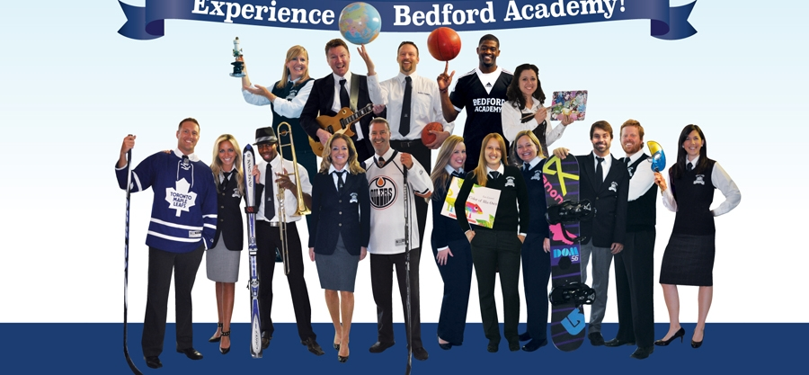 Bedford Academy Staff: Work with the best staff in the world